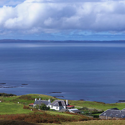 Self Catering sleeping 2 - 6 Treshnish