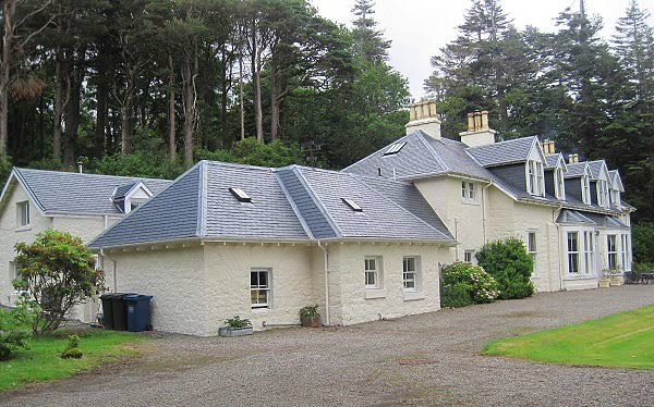 isle of mull self catering sleeps 14