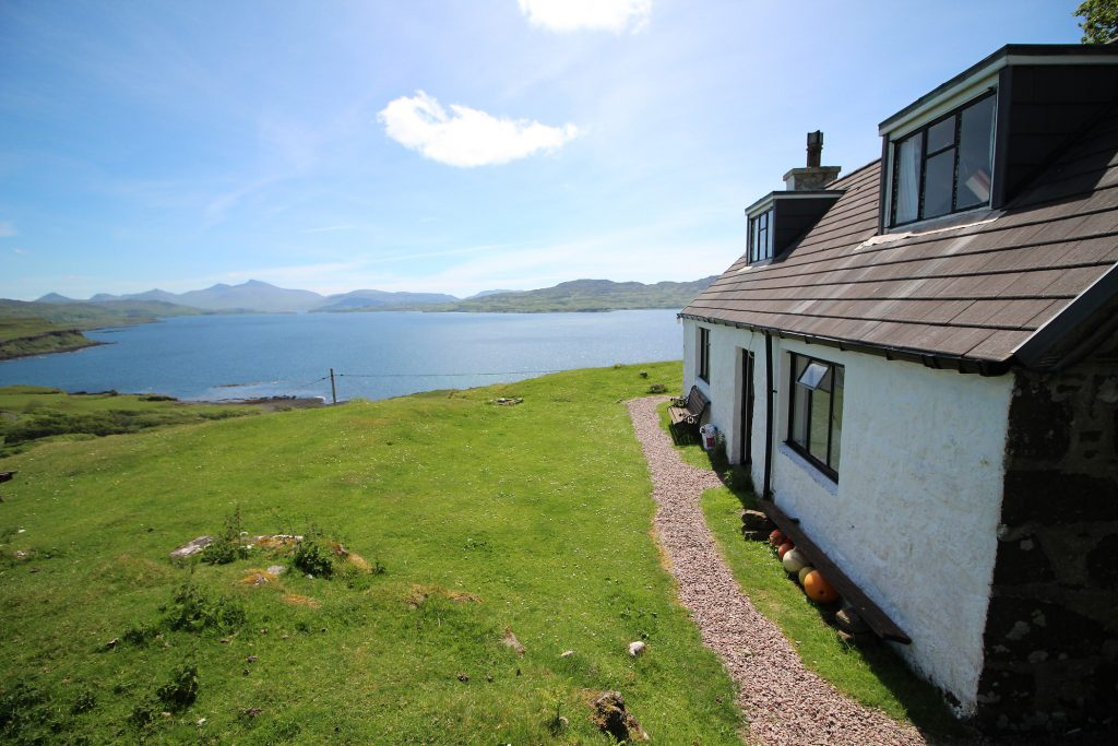 tostary cottage isle of mull