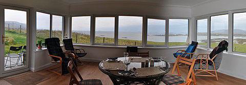 Staffa Cottage, Gribun, Isle of Mull. - Accommodations Mull